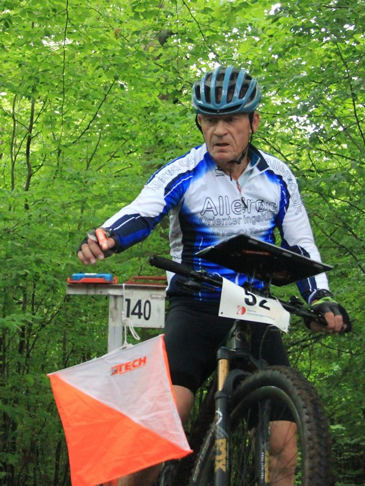 MTBO træningsløb i Rold Skov – Indbydelse